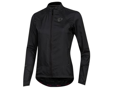 Pearl Izumi Women's Elite Escape Convertible Jacket (Black) (2XL)