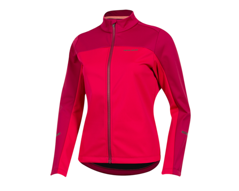 Pearl Izumi Women's Quest AmFIB Jacket (Beet Red)