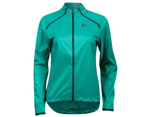 Pearl Izumi Women's Zephrr Barrier Jacket (Malachite/Pine) (M)