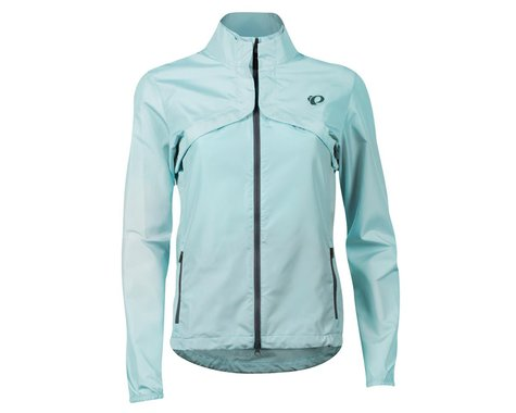 Pearl Izumi Women's Quest Barrier Convertible Jacket (Air) (XL)