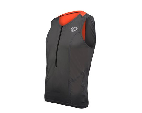 Pearl Izumi Select Tri Relaxed Sleeveless Jersey (Grey)