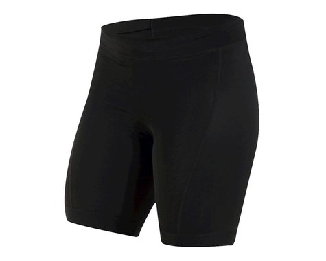 "Pearl Izumi Women's Elite Tri 6"" Short (Black) (2XL)"