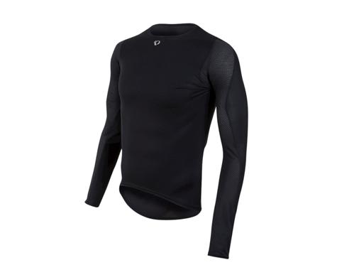 Pearl Izumi Transfer Long Sleeve Baselayer (Black) (S)
