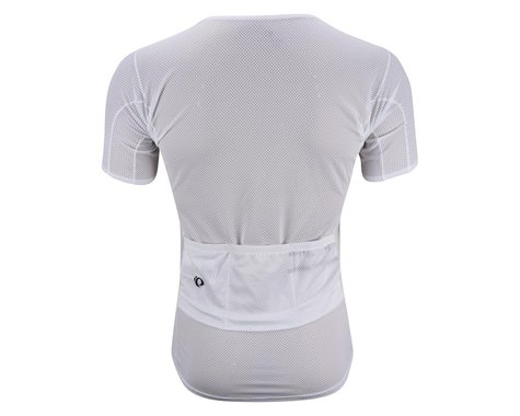 Pearl Izumi Cargo Short Sleeve Base Layer (White) (S)