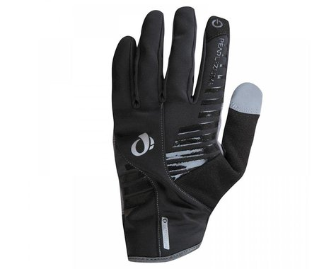 Pearl Izumi Cyclone Gel Full Finger Cycling Gloves (Black) (last year model)