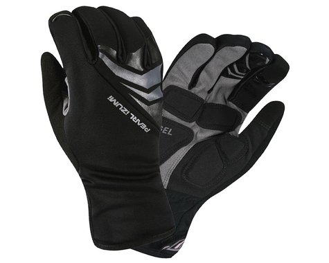Pearl Izumi Elite Softshell Gel Gloves (Black) (L)