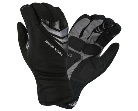Pearl Izumi Elite Softshell Gel Gloves (Black) (XL)