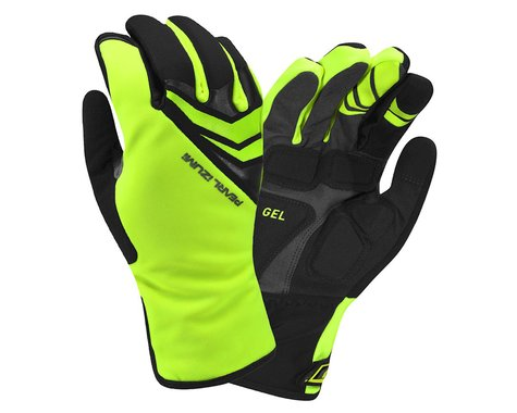 Pearl Izumi Elite Softshell Gel Gloves (Screaming Yellow) (S)