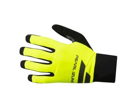 Pearl Izumi Escape Softshell Lite Glove (Screaming Yellow/Black)