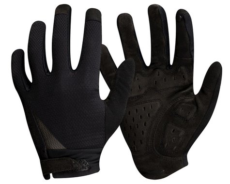 Pearl Izumi Elite Gel Full Finger Gloves (Black) (S)