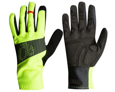 Pearl Izumi Cyclone Long Finger Gloves (Screaming Yellow) (XL)