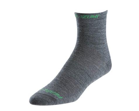 Pearl Izumi Elite Wool Sock (Grey)