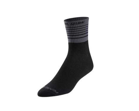 Pearl Izumi PRO Sock (Black/Grey)