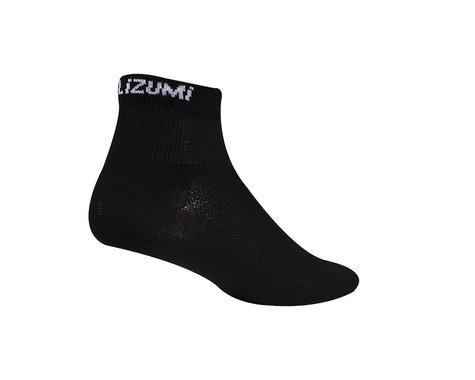 Pearl Izumi Attack Low Sock (Black) (Medium 6-8)