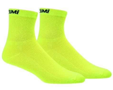 Pearl Izumi Attack Sock (Screaming Yellow) (M)