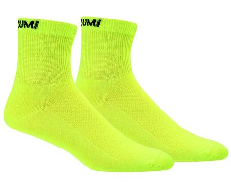 Pearl Izumi Attack Sock (Screaming Yellow) (XL)