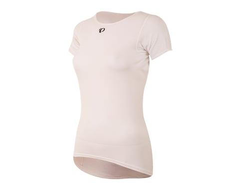 Pearl Izumi Women's Cargo Short Sleeve Baselayer (White) (XS)
