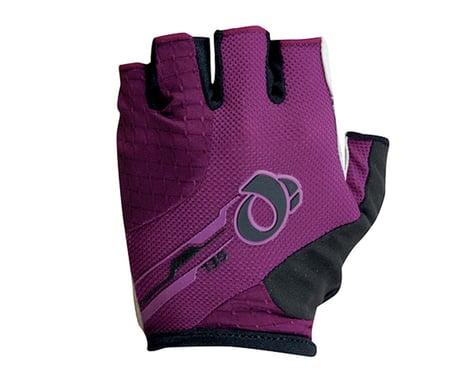 Pearl Izumi Elite Gel Women's Short Finger Bike Gloves (Deep Purple)