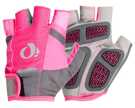 Pearl Izumi Women's PRO Gel Vent Glove (Screaming Pink)
