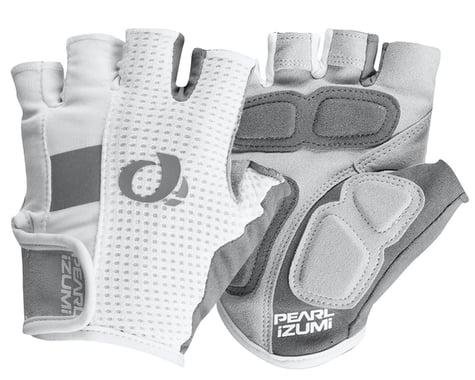 Pearl Izumi Women's Elite Gel Cycling Gloves (White) (L)