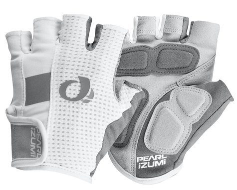 Pearl Izumi Women's Elite Gel Cycling Gloves (White) (XL)