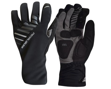 Pearl Izumi Women's Elite Softshell Gel Gloves (Black)
