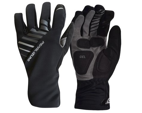 Pearl Izumi Women's Elite Softshell Gel Gloves (Black) (XL)