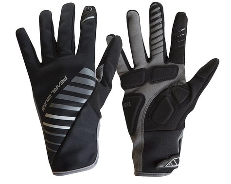 Pearl Izumi Women's Cyclone Gel Cycling Gloves (Black) (XL)