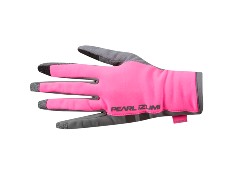Pearl Izumi Women's Escape Thermal Glove (Pink/ Grey)