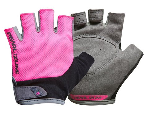 Pearl Izumi Women's Attack Gloves (Screaming Pink) (L)