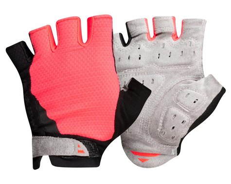 Pearl Izumi Women's Elite Gel Short Finger Gloves (Atomic Red) (S)