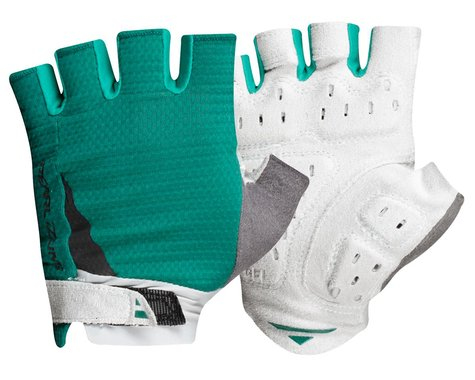 Pearl Izumi Women's Elite Gel Short Finger Gloves (Alpine Green) (S)