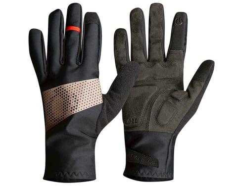 Pearl Izumi Women's Cyclone Long Finger Gloves (Black) (M)