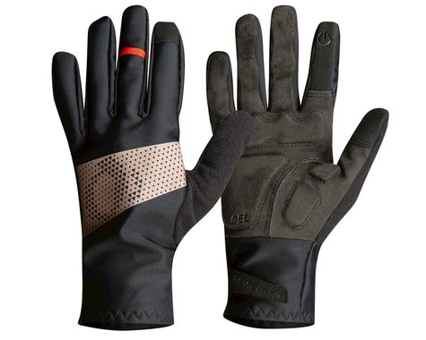 Pearl Izumi Women's Cyclone Long Finger Gloves (Black) (S)