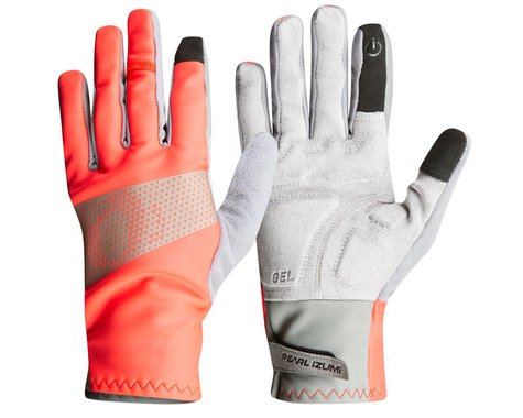 Pearl Izumi Women's Cyclone Long Finger Gloves (Screaming Red) (XL)
