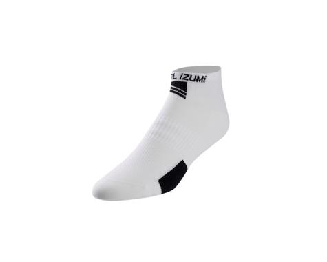 Pearl Izumi Women's Elite Low Sock (White)