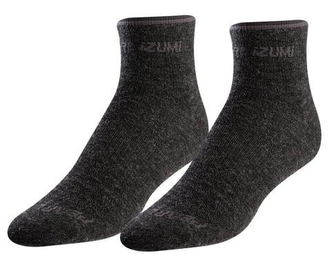 Pearl Izumi Women's Merino Wool Socks (Black) (L)