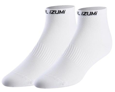 Pearl Izumi Women's Elite Socks (White) (L)