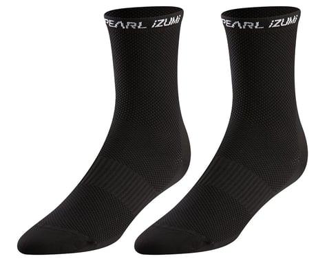 Pearl Izumi Women's Elite Tall Socks (Black) (S)