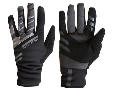 Pearl Izumi P.R.O. Softshell Lite Gloves (Black) (L)