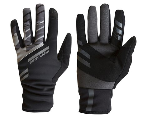 Pearl Izumi P.R.O. Softshell Lite Gloves (Black) (S)