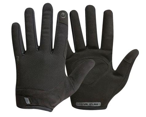 Pearl Izumi Attack Full Finger Gloves (Black) (L)