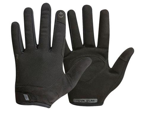 Pearl Izumi Attack Full Finger Gloves (Black) (M)
