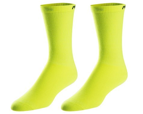 Pearl Izumi Attack Tall Socks (Screaming Yellow) (S)