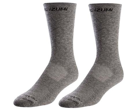 Pearl Izumi Merino Thermal Wool Sock (Smoked Pearl Core) (M)