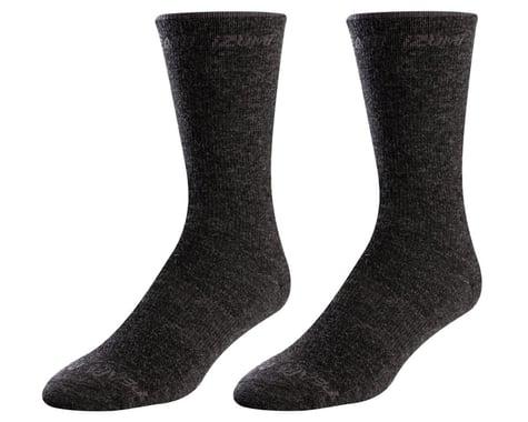 Pearl Izumi Merino Wool Tall Socks (Phantom Core) (L)