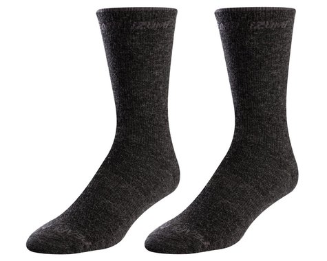 Pearl Izumi Merino Wool Tall Sock (Phantom Core) (XL)