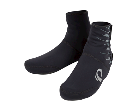 Pearl Izumi Ellite Softshell Shoe Cover (Black) (L)