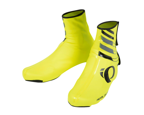 Pearl Izumi PRO Barrier WxB Shoe Cover (Screaming Yellow/Black) (S)
