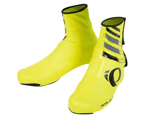 Pearl Izumi PRO Barrier WxB Shoe Cover (Screaming Yellow/Black) (XL)